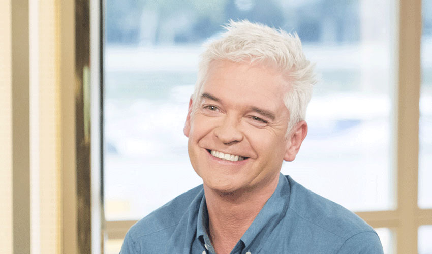 Phillip Schofield Presenter