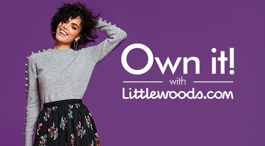 LITTLEWOODS NEW PARTNERS PAGE IMAGE