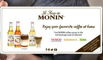 Enjoy Indulgent Flavoured Coffee In Your Own Home This
