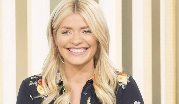 Holly Willoughby Presenter