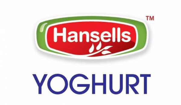 Hansells Yoghurt Logo