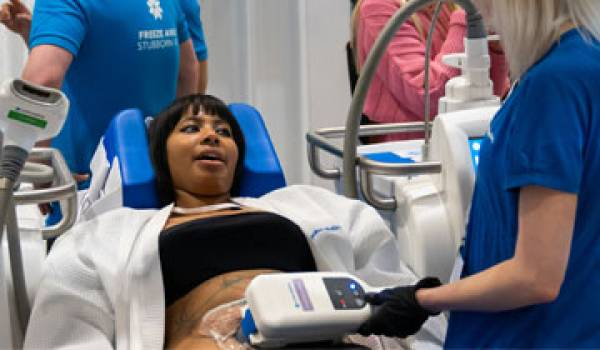 Find out more about CoolScultping's fat-freezing procedure